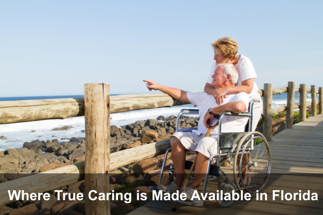 Where True Caring is Made Available in Florida